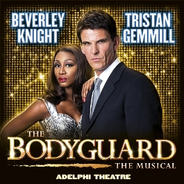 The Bodyguard Beverley Knight and Tristan Gemmill
