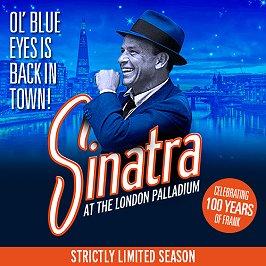 Sinatra at the London Palladium