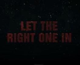 Let The Right One In Apollo Theatre