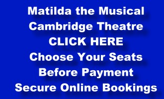 Matilda Musical Tickets