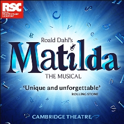 Matilda The Musical London