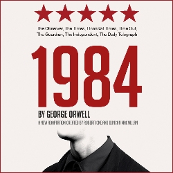 1984 play at Playhouse Theatre