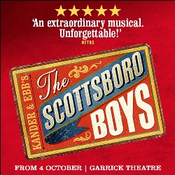 The Scotsboro Boys at the Garrick Theatre