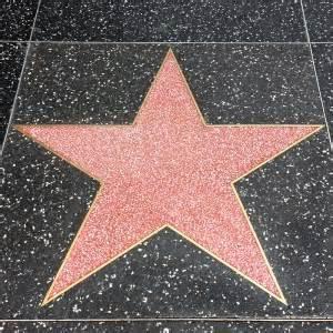 Broadway Star in Pavement