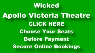 Wicked Buy tickets