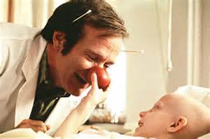 Robin Williams in Patch Adams