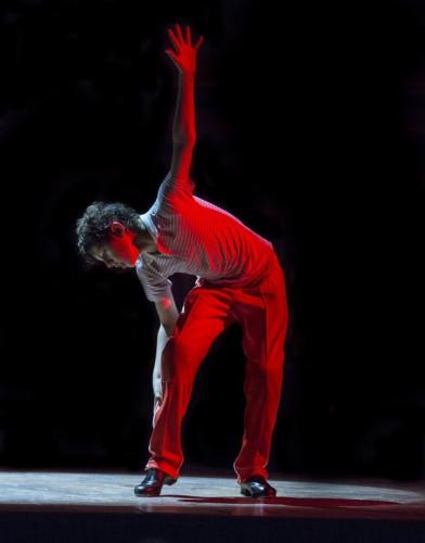 1.  Elliott Hanna (Billy Elliot) Billy Elliot The Musical Live, photo by Adam Sorenson