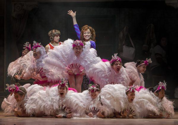 5.  Ruthie Henshall (Mrs Wilkinson) Billy Elliot The Musical Live, photo by Adam Sorenson