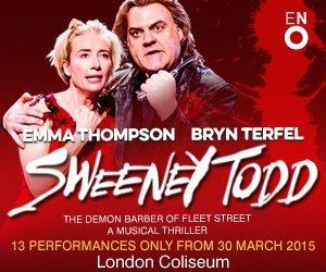ENO Sweeney Todd London Coliseum