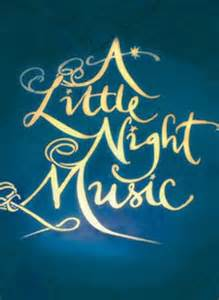 The 40th anniversary concert performance of Sondheim's A LITTLE NIGHT MUSIC takes place at the Palace Theatre on 26th January 2015