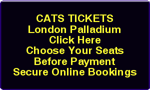Buy Cats Tickets
