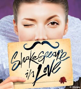Shakespeare In Love London West End poster