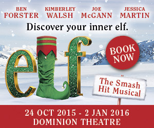 Elf Musical London