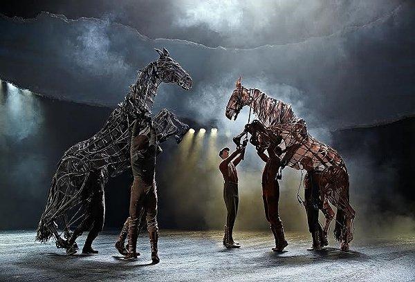 War Horse Stage Photo