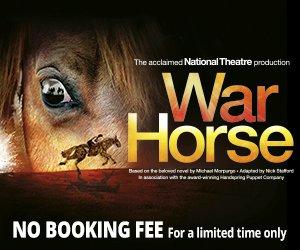 War Horse No Booking Fee