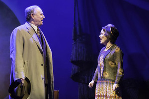 Peter Davison (Herbie), Imelda Staunton (Momma Rose) Photo Johan Persson