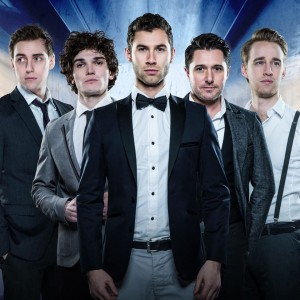 Boys of the Barricade are a new group of West End performers who have all appeared in Les Miserables