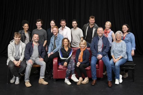 The Curious Incident of The Dog In The Night-Time Cast 2015