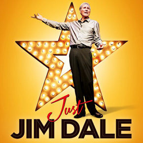 Just Jim Dale Still Carrying On