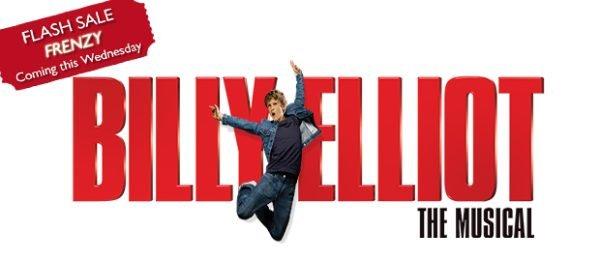 Billy Elliot Ticket Offer