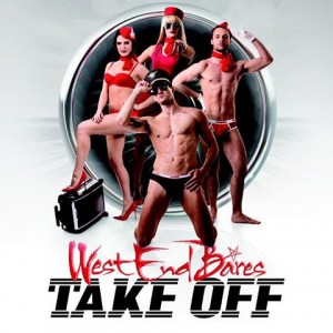 West End Bares: Take Off! is back in its 6th year to raise even more money for The Make A Difference Trust