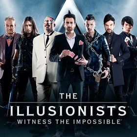 The Illusionists Witness The Impossible