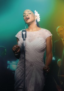 Audra McDonald stars in Lady Day at Emerson's Bar and Grill