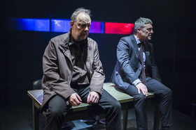 A Steady Rain with David Schaal and Vincent Regan