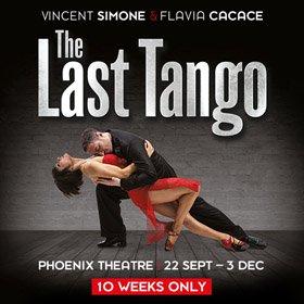 The Last Tango UK Tour
