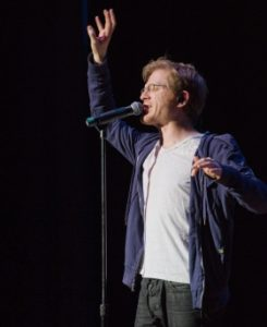 Anthony Rapp Live Pulse Performance From Broadway Show Rent