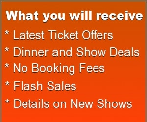 London theatre deals and ticket offers