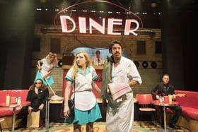 Roller Diner - photo credit Helen Maybanks