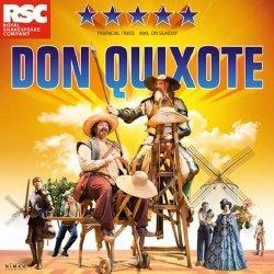 RSC production of Don Quixote
