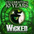 Wicked Theatre Tickets