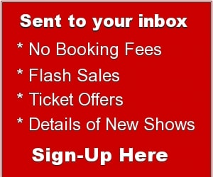 Last minute theatre ticket offers with London theatre deals by newsletter.