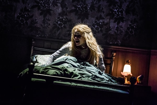 The Exorcist: Clare Louise Connolly - Regan Pamela Raith Photography
