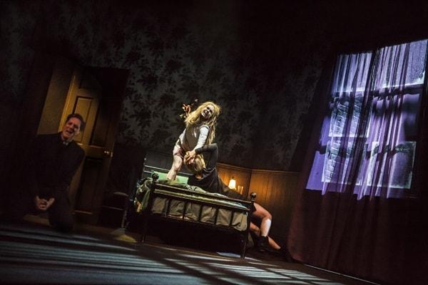 The Exorcist: Clare Louise Connolly as Regan - Pamela Raith Photography