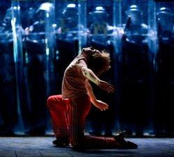 Billy Elliot Riot Shield Scene