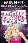 Legally Blonde The Musical at The Savoy Theatre London