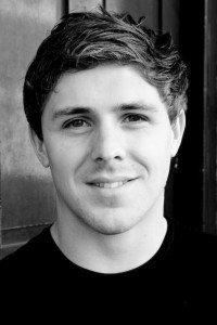 Actor Damien Poole