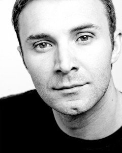 Actor Jonny Wilkes