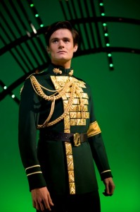 Mark Evans as Fiyero
