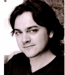 Actor Adam Linstead