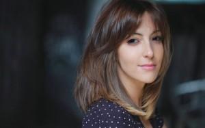 Actress Sabrina Aloueche