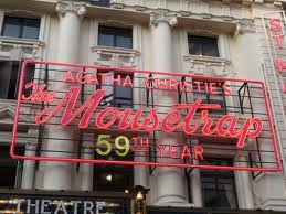 St Martin's Theatre London The Mousetrap