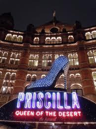 Priscilla Queen of The Desert Sign
