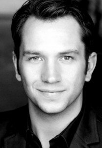 Scott Garnham is currently appearing in Made In Dagenham at the Adelphi Theatre