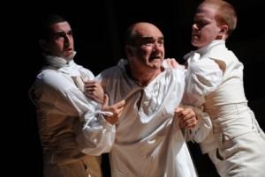 The Madness of George III Apollo Theatre