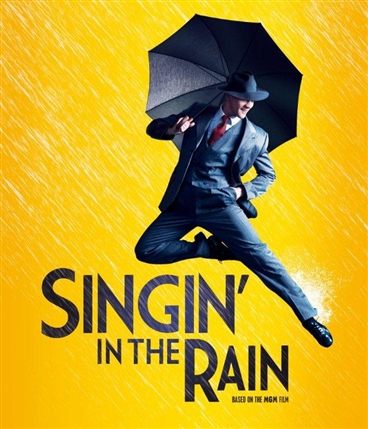 Singin' In The Rain Palace Theatre March 2012