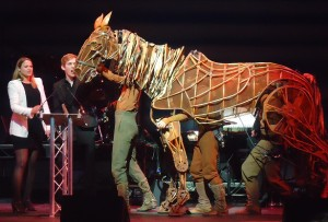 War Horse Stage Photo Whatsonstage Award